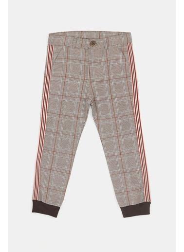 Nebbati Erkek Çocuk Ekose Pantolon 20Fw0Nb3217 Renkli